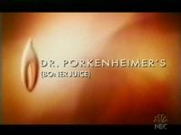 Dr. Porkenheimer's Boner Juice