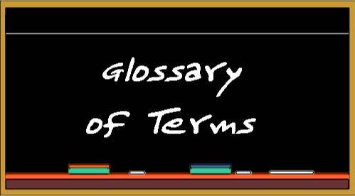 Financing-Glossary-Terms