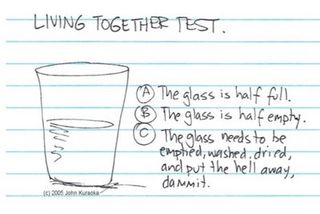 Living-together-test