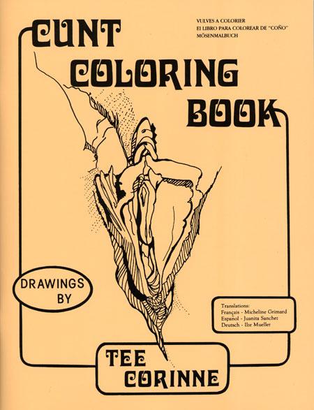 Cuntcoloringbook