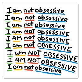 Notobsessive